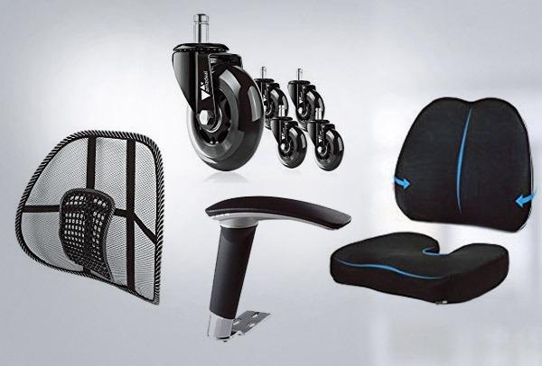 accessori per sedie da ufficio