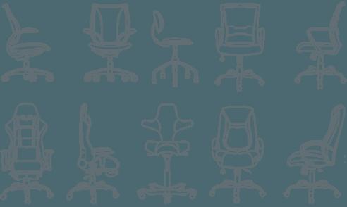 modelli di sedie da uffiicio