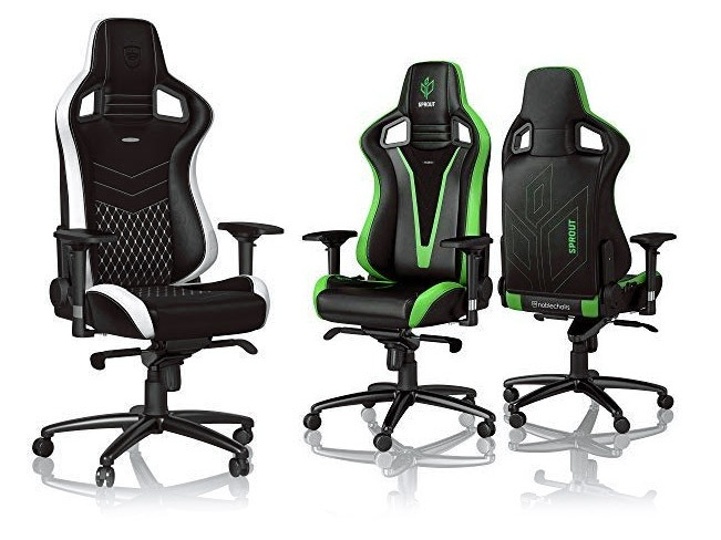 Sedia gaming EPIC noblechairs