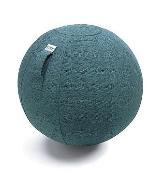 VLUV palla da ginnastica in tessuto di alta qualità per fitness, yoga e allenamento