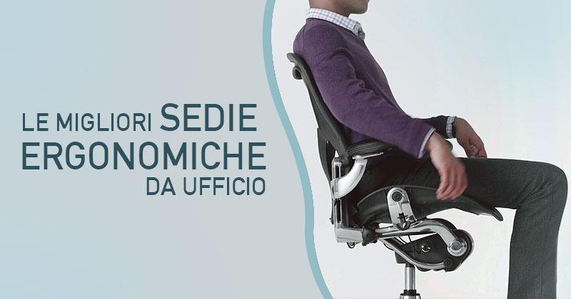 ▷Migliori sedie ergonomiche da ufficio 2020: Guida completa ...